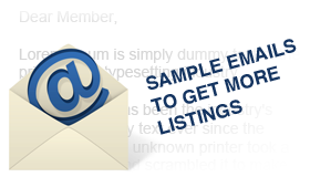 Email Letter – Attempt to Get a Short Sale Listing
