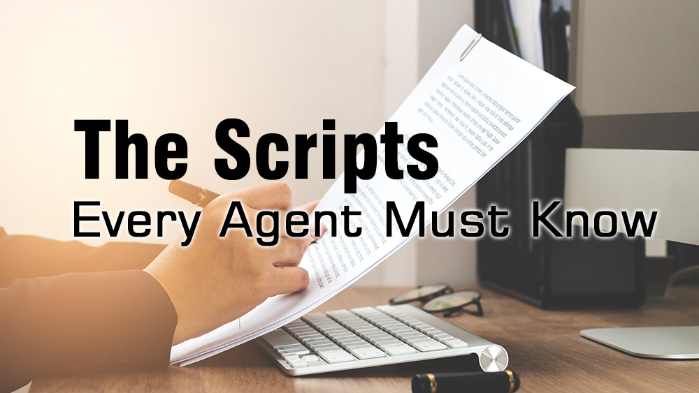 The Scripts Every Agent Must Know